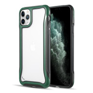 *Sale* Air Armor Transparent Fusion Case for iPhone 11 Pro Max - Midnight Green