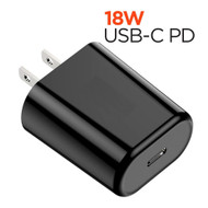*Sale* PD 18W Power Delivery 3.0 USB-C Wall Charger - Black