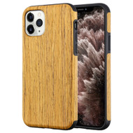 Timberwood Executive Slim Shield Fusion Case for iPhone 11 Pro Max - Pine