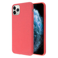 Eco Friendly Protective Case for iPhone 11 Pro - Coral Pink