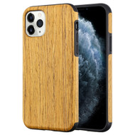 Timberwood Executive Slim Shield Fusion Case for iPhone 11 Pro - Pine