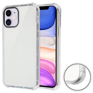 Air Sacs Transparent Anti-Shock TPU Case for iPhone 11 - Clear
