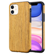 Timberwood Executive Slim Shield Fusion Case for iPhone 11 - Pine
