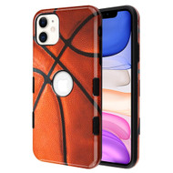 TUFF Subs Hybrid Armor Case for iPhone 11 - Basketball