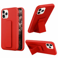 *Sale* Armor Pro Fusion Case with Kickback Stand for iPhone 11 Pro Max - Red