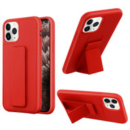 *Sale* Armor Pro Fusion Case with Kickback Stand for iPhone 11 Pro - Red