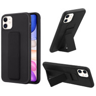 Armor Pro Fusion Case with Kickback Stand for iPhone 11 - Black