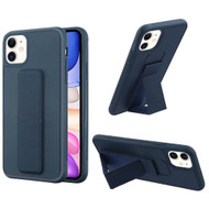 *Sale* Armor Pro Fusion Case with Kickback Stand for iPhone 11 - Navy Blue
