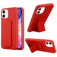 *Sale* Armor Pro Fusion Case with Kickback Stand for iPhone 11 - Red