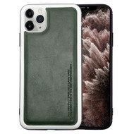 High Pro Shield Leather Fusion Case for iPhone 11 Pro Max - Dark Grey