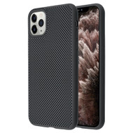 Perforated Ultra Slim Protective TPE Case for iPhone 11 Pro Max - Black