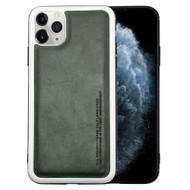 High Pro Shield Leather Fusion Case for iPhone 11 Pro - Dark Grey