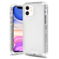 Atomic Tough Hybrid Case for iPhone 11 - Clear