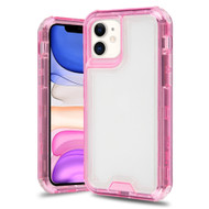 Atomic Tough Hybrid Case for iPhone 11 - Pink