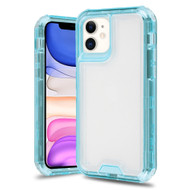 Atomic Tough Hybrid Case for iPhone 11 - Baby Blue