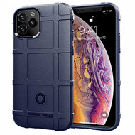 Rugged Shield Tactical Case for iPhone 11 Pro Max - Navy Blue