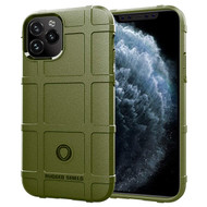 Rugged Shield Tactical Case for iPhone 11 Pro Max - Green