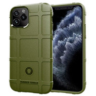 Rugged Shield Tactical Case for iPhone 11 Pro - Green