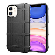 Rugged Shield Tactical Case for iPhone 11 - Black