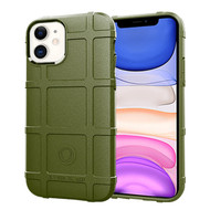 Rugged Shield Tactical Case for iPhone 11 - Green