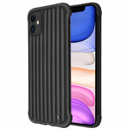 *Sale* Suitcase Slim Frosty Semi Transparent Fusion Case for iPhone 11 - Black