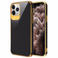 Gloss Flexi Shield Gel Case for iPhone 11 Pro Max - Black