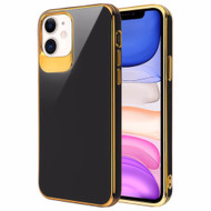 Gloss Flexi Shield Gel Case for iPhone 11 - Black