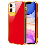*Sale* Gloss Flexi Shield Gel Case for iPhone 11 - Red