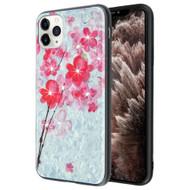 Pure Brilliance Diamond Fusion Case for iPhone 11 Pro Max - Plum Blossom