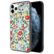 Pure Brilliance Diamond Fusion Case for iPhone 11 Pro - Pastoral Floral