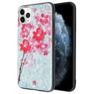 Pure Brilliance Diamond Fusion Case for iPhone 11 Pro - Plum Blossom