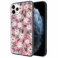 Pure Brilliance Diamond Fusion Case for iPhone 11 Pro - White Daisies