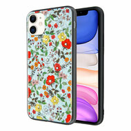 Pure Brilliance Diamond Fusion Case for iPhone 11 - Pastoral Floral