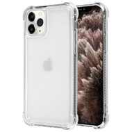 Clarity Transparent Case with Cushioned Corners for iPhone 11 Pro Max - Clear