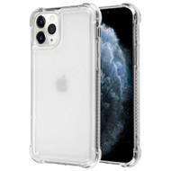 Clarity Transparent Case with Cushioned Corners for iPhone 11 Pro - Clear