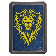 Official Licensed Warcraft Alliance Symbol 6720mAh Quick Charge 2.0 Power Bank Battery Pack