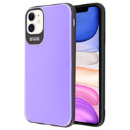 Pure Style Fusion Case for iPhone 11 - Purple