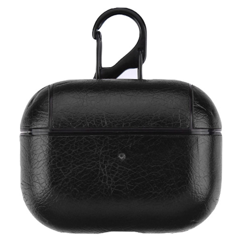 Rugged Leather Hybrid Protective Case For Apple Airpods Pro