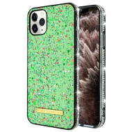 Stardust Sparkle Case for iPhone 11 Pro Max - Green