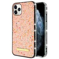 Stardust Sparkle Case for iPhone 11 Pro - Orange