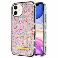 Stardust Sparkle Case for iPhone 11 - Pink
