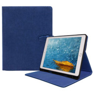 *SALE* Velvet Series Smart Folio Hybrid Case with Auto Sleep / Wake for iPad 9.7 (5th & 6th Generation) - Navy Blue