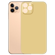 3M Vinyl Adhesive Protective Skin for iPhone 11 Pro Max - Gold