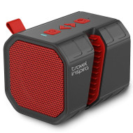 Mini Portable Bluetooth V4.0 Wireless Speaker - Black Red