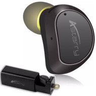 *Sale* Mini Invisible True Bluetooth V4.1 Wireless Headset with Portable Charging Case - Black