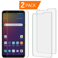 2-Pack Crystal Clear Screen Protector for LG Stylo 5