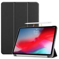 Smart Leather Hybrid Folio Case for iPad Pro 12.9 inch (3rd Generation) - Black
