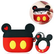 Novelty Silicone Protective Case for Apple AirPods Pro - Mickey