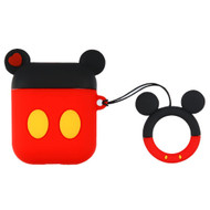 Novelty Silicone Protective Case for Apple AirPods - Mickey