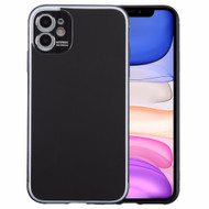 Ultra Slim Protective TPE Case for iPhone 11 - Black